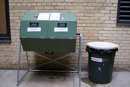 Urban Composting How To Convince Your Building That It S Cool